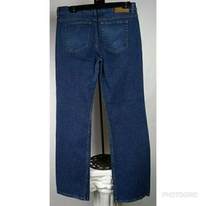 Dkny women's jeans size 12